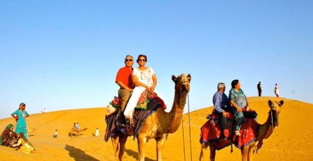 Rajasthan Dessert Tour Package